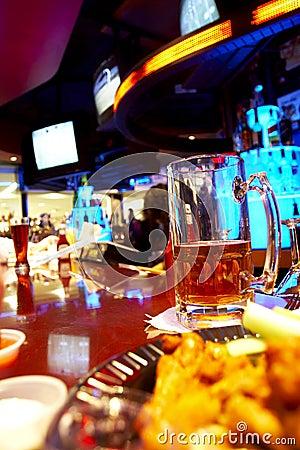 Free Bar Scene Stock Photography - 1008762