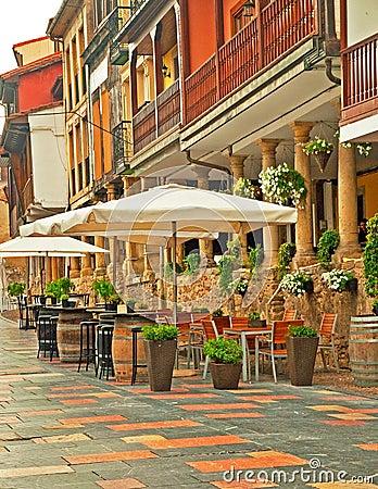 Bar in Spain