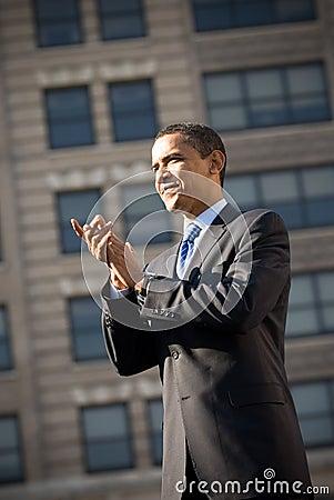 Free Barack Obama 19 Royalty Free Stock Image - 4279796
