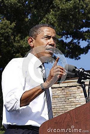 Barack Obama Editorial Photography