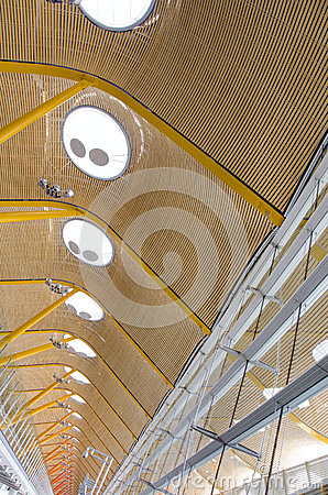 Barajas Airport - Madrid, Spain