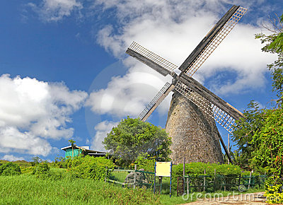 Barbados Windmill