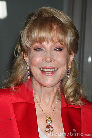 Barbara Eden Editorial Photography