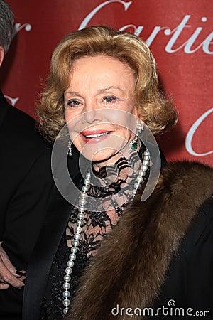 Barbara Sinatra Editorial Image