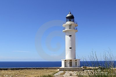 Barbaria lighthouse formentera Balearic islands