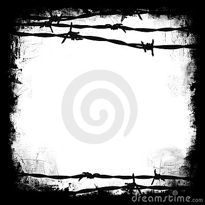 Free Barbed Wire Royalty Free Stock Images - 8139709