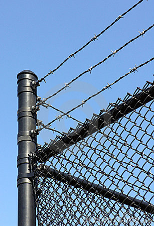 Barbed Wire Corner