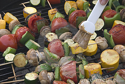 Barbeque Vegetables