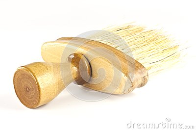 Barber brush