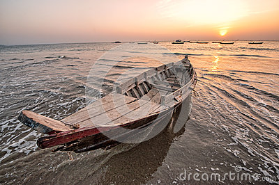 Barca di Fisher