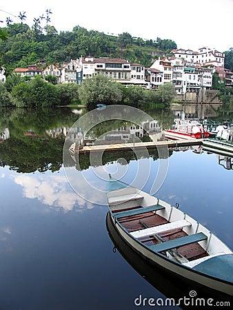 Barca di fiume