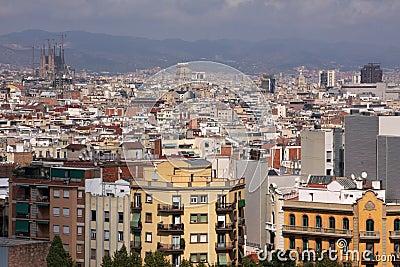 Barcelona area