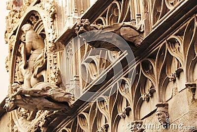 Barcelona Gargoyles
