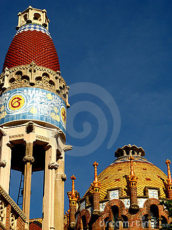 Barcelona,Hospital Sant Pau 19