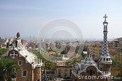 Barcelona Overlook