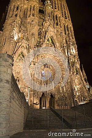 Barcelona - Sagrada la Familia