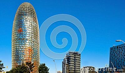 Barcelona, Spain Editorial Stock Photo