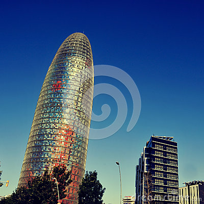 Barcelona, Spain Editorial Photography