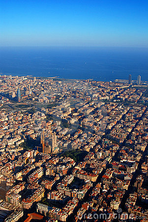 Free Barcelona, Spain Royalty Free Stock Photo - 3728645