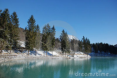 Barcis Lake, Friuli