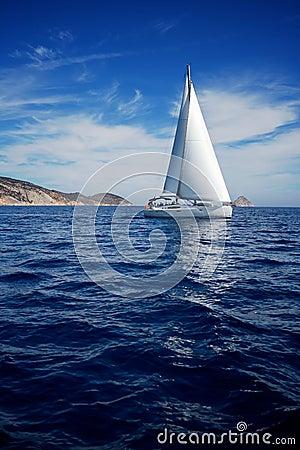 Barco de navegación