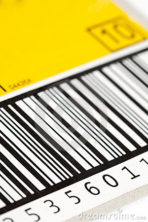 Free Barcode Royalty Free Stock Images - 10111449