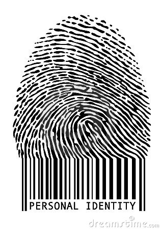 Barcode fingerprint,