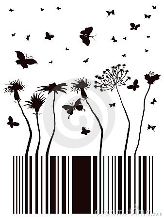 Barcode garden
