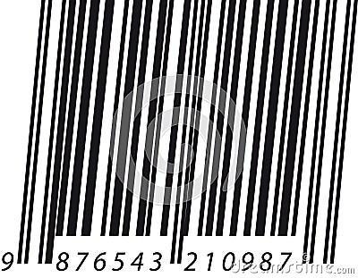 Barcode italic