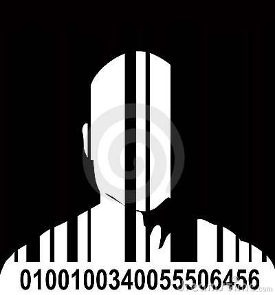 Barcode And Man 4