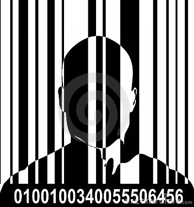 Barcode And Man 5