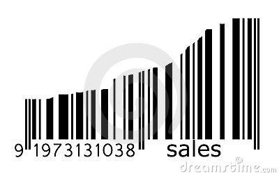 Barcode sales