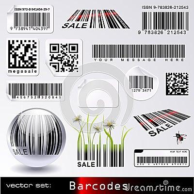 Barcode-set