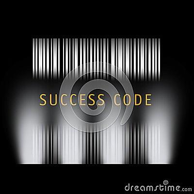 Free Barcode Success Stock Photos - 18025683