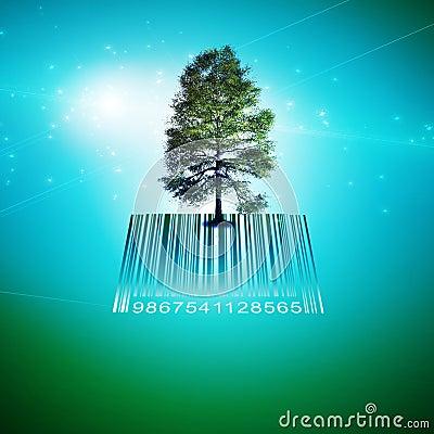 Barcode Tree