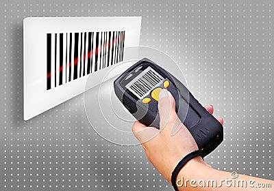 Barcodebildläsare