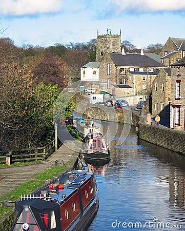 Barcos de canal
