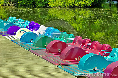 Barcos de paleta