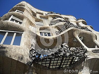 Barelona , Gaudi