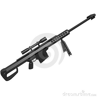 Barett Sniper Rifle