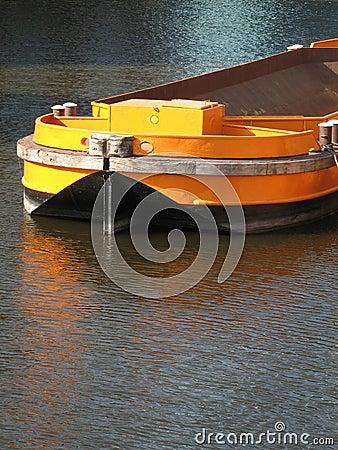 Free Barge Stock Photo - 4192760