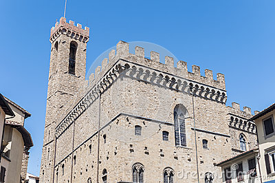 Bargello museum at Florence, Italy