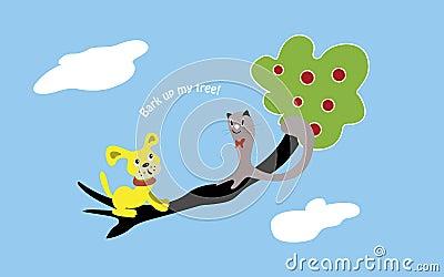 Bark up my tree