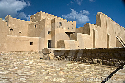 Barka Fort, Oman