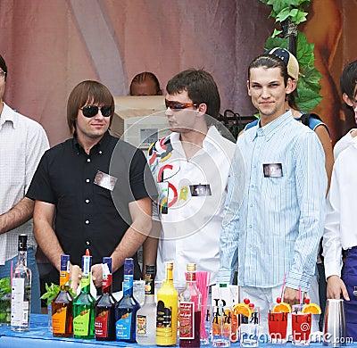 Barmans