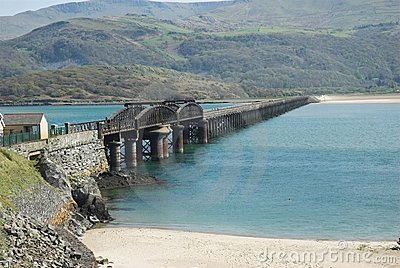 Barmouth Railway Bridge