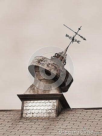 Barn Cupola Royalty Free Stock Photo - Image: 4046965