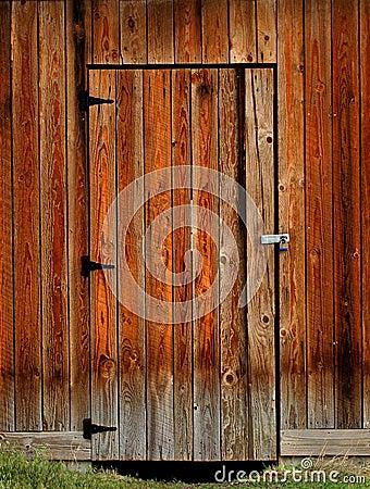 Free Barn Door Stock Photo - 5408690