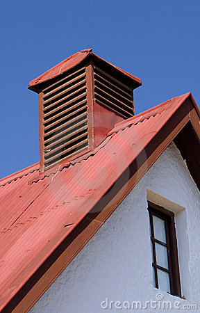 Barn roof detail