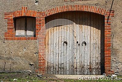 Barn s door